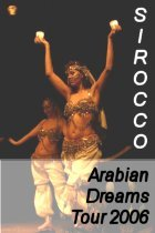 [ arabian dreams tour 2006 ]